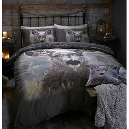 Duvet Cover Set Oh Deer - Catherine Lansfield
