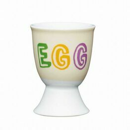 Kitchen Craft Dippy Porcelain Egg Cup