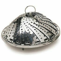 Collapsible Steaming Basket 23cm