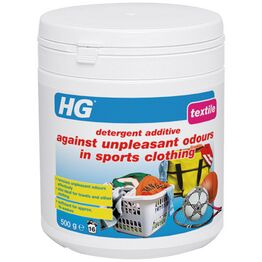 HG Detergent Additive Against Unpleasant Odours in Sports Clothing 500g