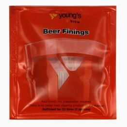 Youngs Beer Finings Treats 23L