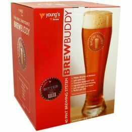 Youngs Brewbuddy Starter Kit Bitter 40pint