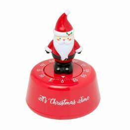 Kitchen Timer Father Christmas