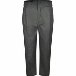 School Trousers Sturdy Fit Red Label