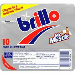 Brillo Soap Pads (10)
