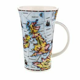Dunoon Glencoe Fine Bone China Mug - Shipping Forecast