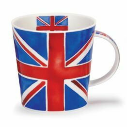 Dunoon Cairngorm Fine Bone China Mug - Union Jack