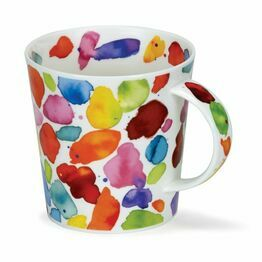 Dunoon Cairngorm Fine Bone China Mug - Blobs! Designs