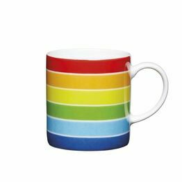 Espresso Coffee Mug Porcelain 80ml - Rainbow