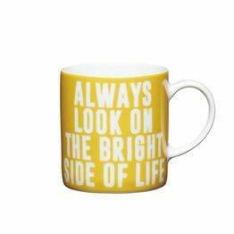 Espresso Coffee Mug Porcelain 80ml - Always Look
