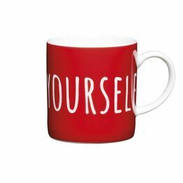 Espresso Coffee Mug Porcelain 80ml - Yourself