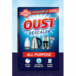 Oust All Purpose Descaler ( 3 x 25ml sachets)