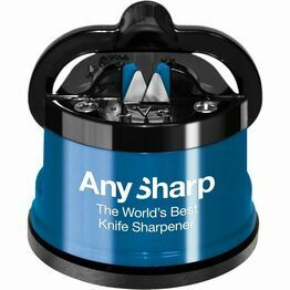 Knife Sharpener AnySharp Blue