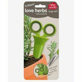 Love Herbs Herb Scissors