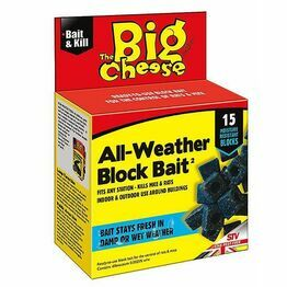 STV Big Cheese All Weather Block Bait (15) STV212