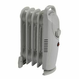 Status Oil Filled Radiator 500w 5 Fin OFH5-500W-1PKB