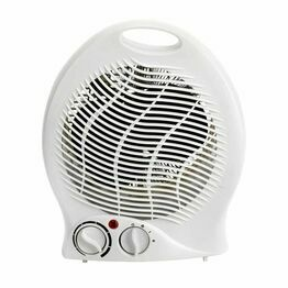 Status Portable Fan Heater 2000W FH1P-2000W1PKB