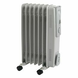 Status Oil Filled Radiator 1500w 7 Fin OFH7-1500W-1PKB