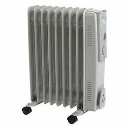 Status Oil Filled Radiator 2000w 9 Fin OFH9-2000W-1PKB