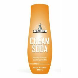 SodaStream Classic Cream Soda 440ml