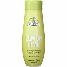 SodaStream Classic Lemon and Lime
