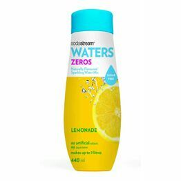 SodaStream Zeros Lemonade 440ml