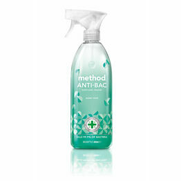 Method Anti Bacterial Bathroom Cleaner Mint 828ml