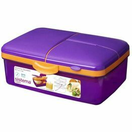 Sistema Lunch Box Quaddie asstd 18003965