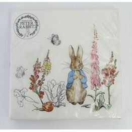 Peter Rabbit Classic 3ply Napkins (20)