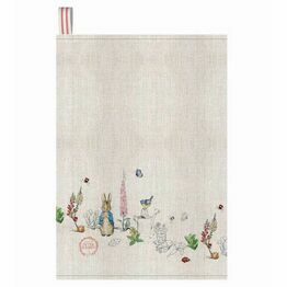 Peter Rabbit Classic Tea Towel 9104042