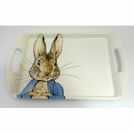 Peter Rabbit Classic Medium Tray 16x22cm 9103082