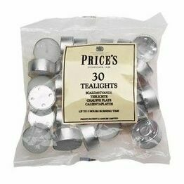 Prices Tealights bag of 30 TE031228