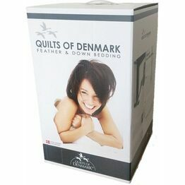 Quilts of Denmark Goose Feather & Down All Seasons Duvet
