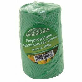 Andersons Polypropylene Horticultural Garden Twine 100g