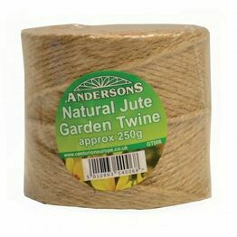 Andersons Natural Jute Garden Twine 250g