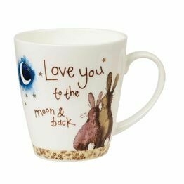 Alex Clark Fine Bone China Mug To The Moon and Back
