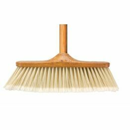 Elliott Wood Effect Indoor Broom With Soft Fill