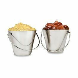 Stainless Steel Condiment Bucket 83112