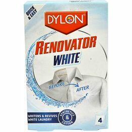 Dylon Renovator for Whites 4sachet