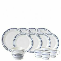 Royal Doulton Pacific Lines 16piece Dinner Set