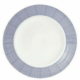 Royal Doulton Pacific Dinner Plate Dots 28cm