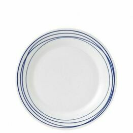 Royal Doulton Pacific Side Plate Lines 23.5cm