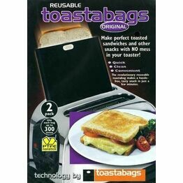 Toastabags Reusable Toaster Bags (2pk)