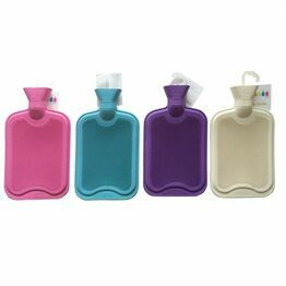 Hot Water Bottle Double Ribbed 2ltr HWB2000A