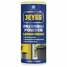 Jeyes Freshbin Powder Lemon Fresh 550g