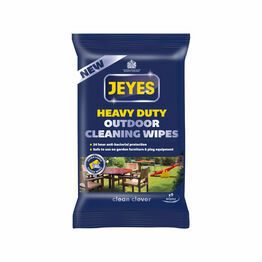 Jeyes Heavy Duty Outdoor Cleaning Wipes