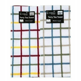 Le Chateau Yarn Dyed Terry Tea Towel