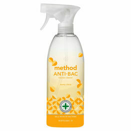 Method Anti-Bacterial Kitchen Cleaner Sunny Citrus 828ml