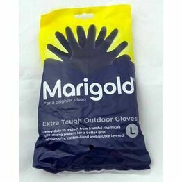 Marigold Extra Tough Outdoor Gloves Large