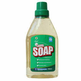 Dri-Pak Liquid Soap 750ml